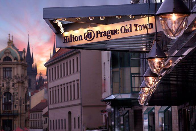 Hilton Prague Old Town Praga