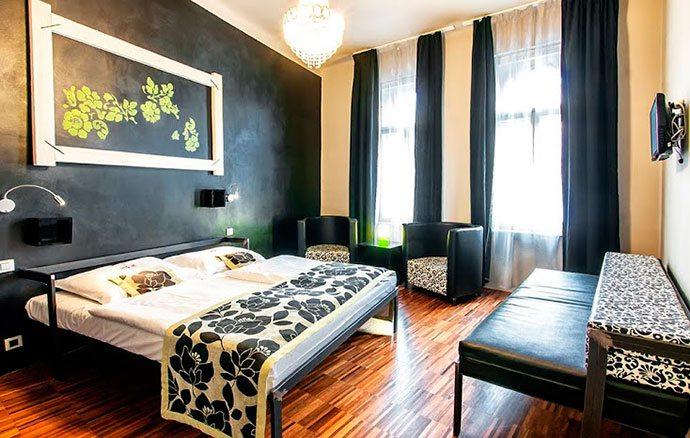 Hostel e Hotel Czech Inn Praga