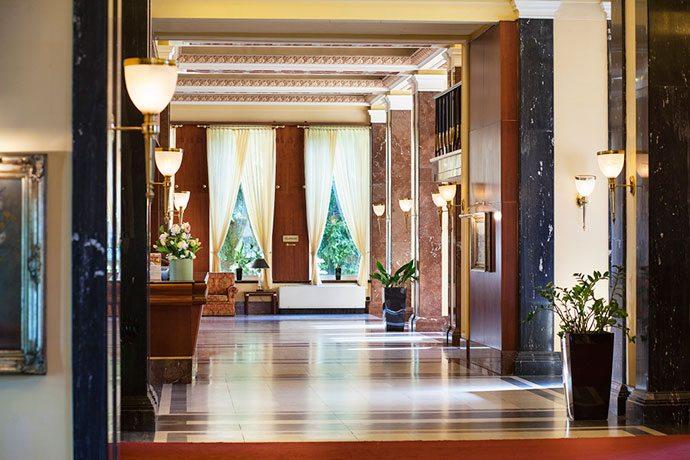 Hotel International Crowne Plaza Praga