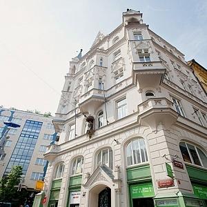 Mosaic House Praga