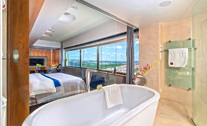 One Room Hotel Praga