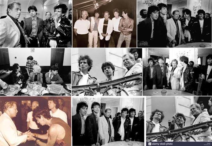 Rolling Stones e Vaclav Havel, em busca do Google Images