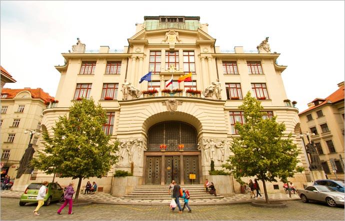 Prefeitura de Praga