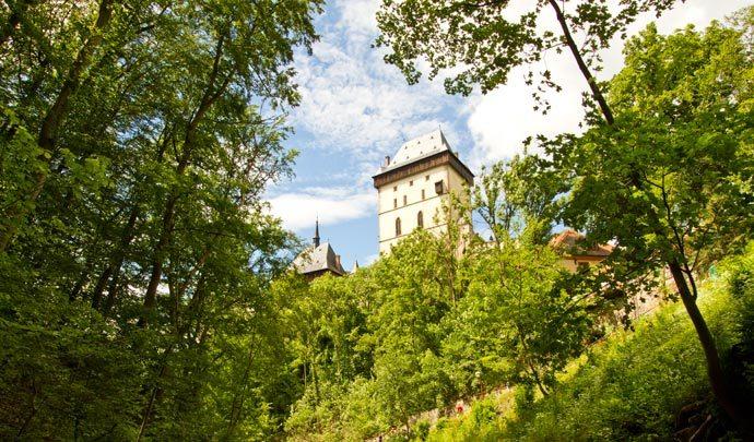 Castelo de Karlštejn, Republica Tcheca