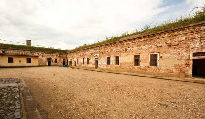 Celas do campo de concentração de Terezín