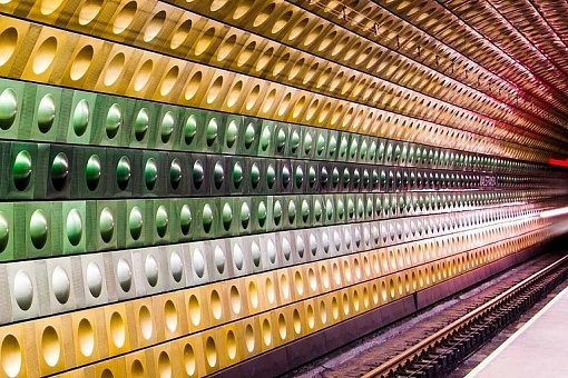 Metrô de Praga: mudanças Páscoa 2017
