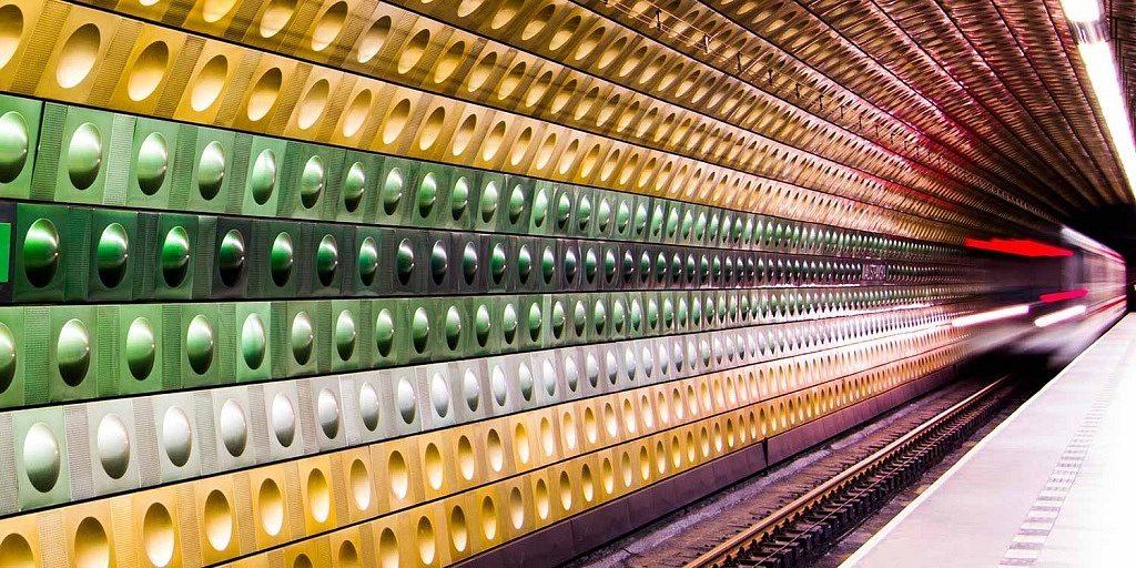 Metrô de Praga: mudanças